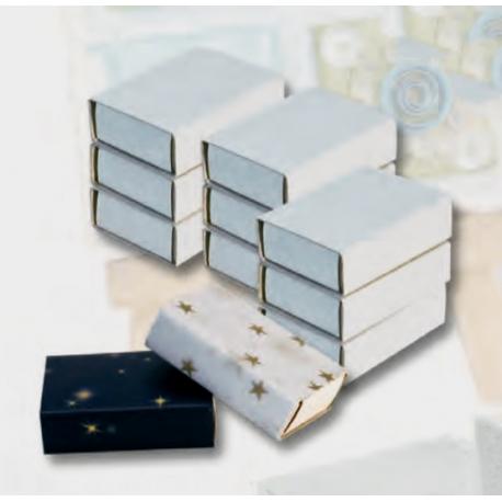 10 Boîtes d'allumettes - Petit format