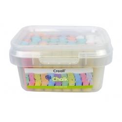 Craies de rue Jumbo Creall-chalk Maxi-Pack 50 pcs