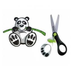 Ciseaux d'apprentissage MAPED Koopy Panda Design