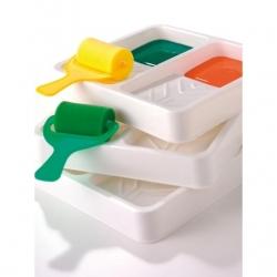 Bac à peinture Creall, 2 cases