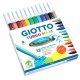 Feutre Giotto Turbo Maxi - 12 couleurs
