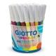 Feutre Giotto Turbo Maxi Pot de 48 feutres