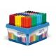 Feutre Giotto Turbo Maxi Schoolpack 108 pièces