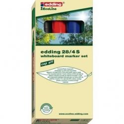 Edding 28 Ecoline Marqueur tableau blanc