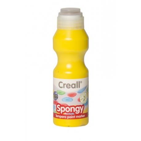 Marqueurs Gouache - Creall Spongy jaune