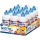 Colle blanche vinylique Giotto Vinilik Pack 12 flacons de 100 g