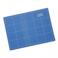 Plaque à découper bleue 60 x 45 cm DAHLE