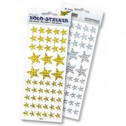Holo-Sticker Etoiles 102 pièces