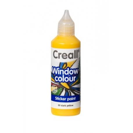 Peinture Creall Windowcolor stickerpaint - 80ml