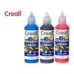 Peinture Creall Windowcolor stickerpaint - 80ml