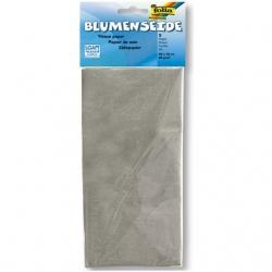 Papier de soie ARGENT - 50x70 cm