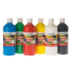 Gouache Creall Dacta Color 500 ml