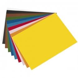 Papier à dessin 50x70cm, 130g/m² (Tonzeichen)