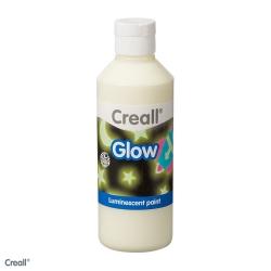 Peinture phosphorescente - flacon de 250ml - Creall Glow
