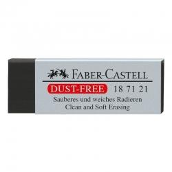 Gomme en plastique - noir - Faber Castell