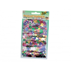 Assortiment de paillettes «Mix» - 40g