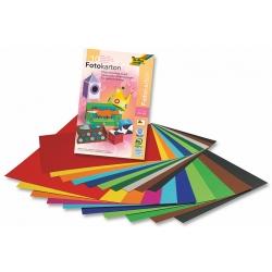 A4+, 300g/m² - (10 feuilles) Bloc papier cartonné