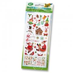 Stickers autocollants de Noël